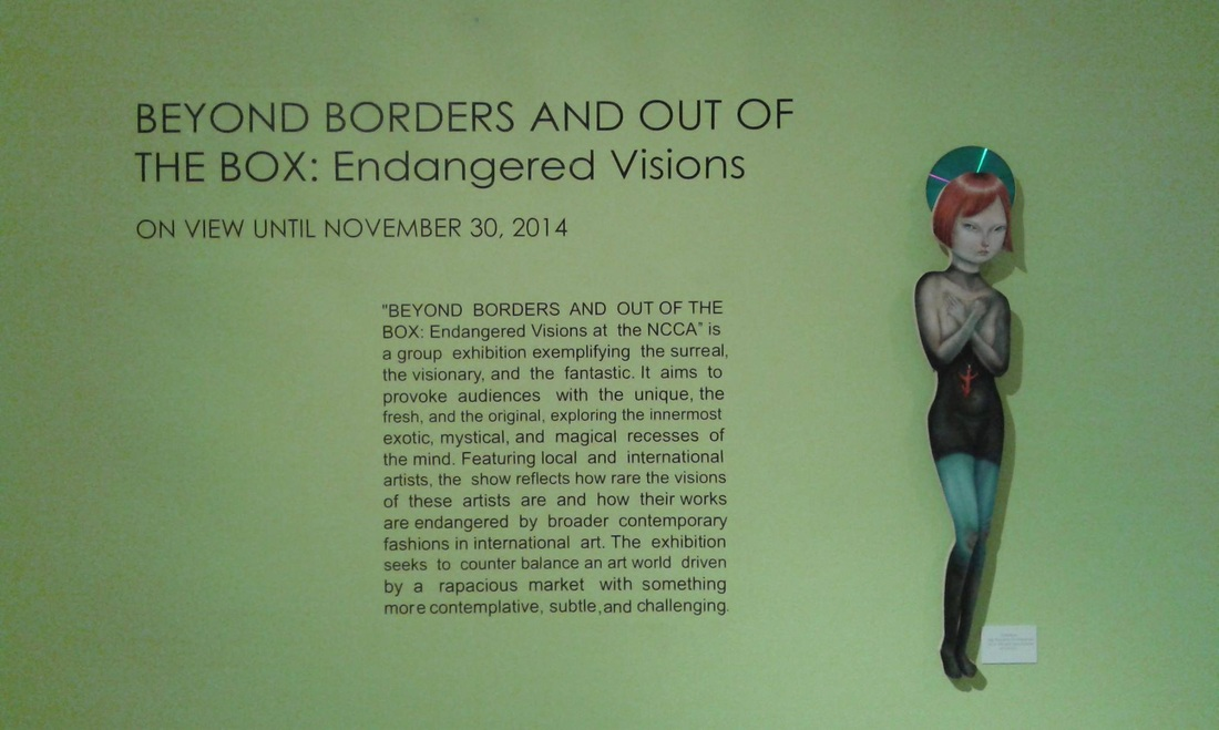 BEYOND BORDERS AND OUT OF THE BOX: Endangered Visions