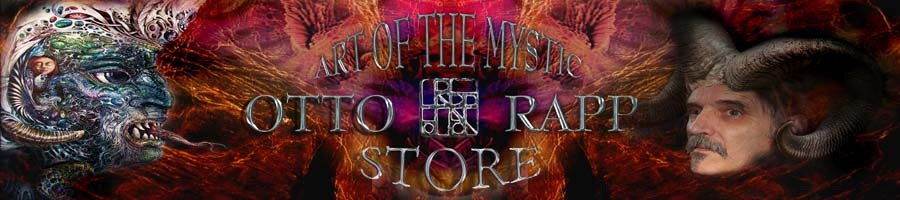 ART OF THE MYSTIC OTTO RAPP STORE
