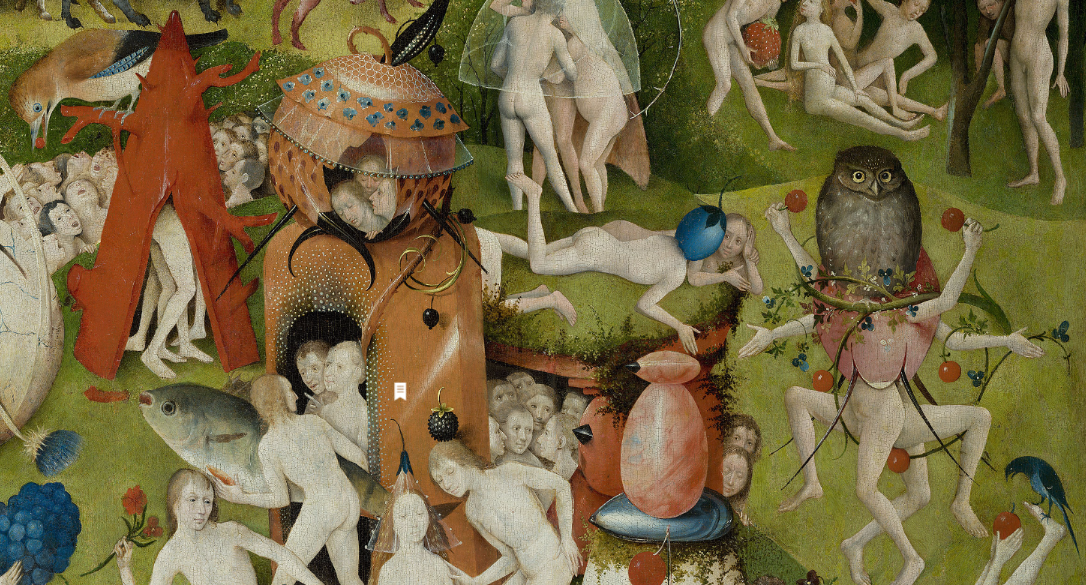 Check out the category HIERONYMUS BOSCH
