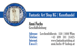 Anni Fuchs - Fantastic Art Shop